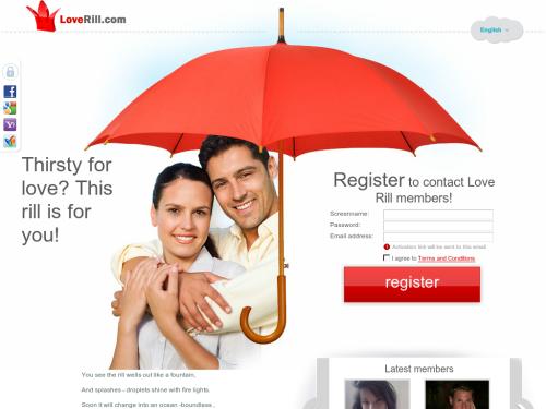 LoveRill - Международный Сайт Знакомств