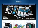 Nokia - Мобільні телефони та Смартфони.