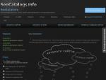 SeoКаталоги - Облачная база каталогов